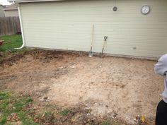 Finished digging
