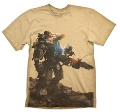 Camiseta Oficial Del Videojuego TitanfallFabricante: GAYA