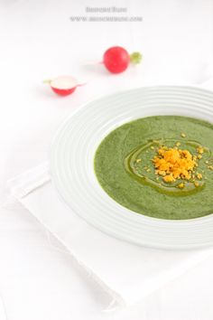 Raddish leaf Soup