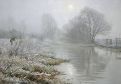 Peter Barker's Palette: Frost and Fog