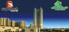 Supertech Eco Village 4 placed in Noida Extension, is the grand residency provioding very friendly atmpshere around it and get free lifestyle here.