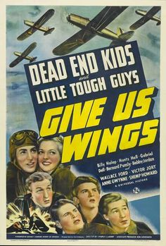 Give us Wings - 1940