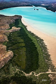 Northern coast of the Kimberley, Western Australia.