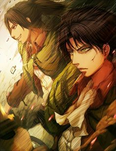 Hanji and Levy