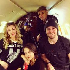 "Katie Cassidy on Instagram: ""Hey look ma! It's vacation Steve!! @amelladventures @willaaaahh @paulblackthorne @davidpaulramsey"""