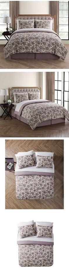 Bed-in-a-Bag 20469: Vcny Avon 8-Piece Bed In A Bag With Sheet Set -> BUY IT NOW ONLY: $47.34 on eBay!
