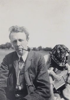 Adrian Stephen, brother of Virginia Woolf, photographed c.1928.