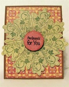 Prickley Pear Rubber Stamps: Oak & Maple Leaf Clearly Beautiful Stamp Set, Oak & Maple Leaf Die