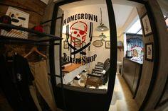 Homegrown Barber Shop
