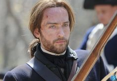 Tom Mison is Ichabod Crane on Sleepy Hollow. Premieres Sept. 16 at 9/8c on FOX.