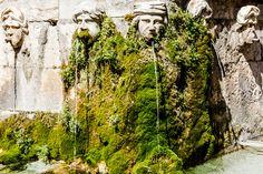 Superbe fontaine à Tourves
