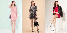 robes tendance printemps ete 2017