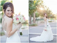 Such a stunning bride! This needs to be on style me pretty  #soho63 #arizonawedding