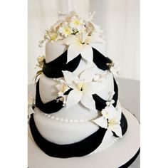 Un wedding cake pour mon mariage Wedding Cakes, Marriage, Lily, Desserts, Weeding, Sweets, Amazing, Food, Modern