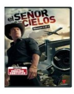 El Senor de los Cielos: Volumen 2 //  Description Irresistibly corrupt, the smash hit crime saga returns with Rafael Amaya starring as Aurelio Casillas, a Mexican drug lord who is about to claim his place as the wealthiest and most powerful kingpin since the notorious Pablo Escobar. Armed with ruthless ambition, Aurelio outsmarts the law and, most importantly, his cartel rivals with a fleet of dru// read more >>> http://Villacorta393.iigogogo.tk/detail3.php?a=B00G9W7NC6