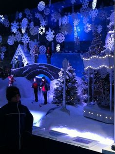 macy's christmas window displays - Bing Images