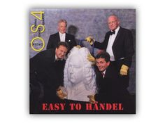 """Worst Album Covers: """"See what they did there? Handel? Handle? 'Cos they're lifting it? Yeah? Ah, forget it…"""""""