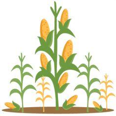 Corn Stalks: Miss Kate Cuttables