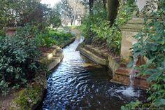 Dragon Canal, Bardini Gardens