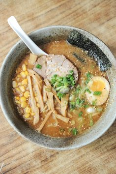 Miharu Sapporo Ramen |GF Gallery Hotel 1 Nanson Road Tel: +65 6733 8464 Thu to Tue: 12pm – 3pm, 6pm – 9pm Nearest Station Clarke Quay *Come here for the signature miso-based ramen with buttered sweetcorn.*