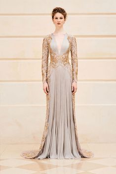 49bf1a8250c80 Rami Al Ali | SS 2018 Couture Spring Couture, Draped Dress, Hijab Evening  Dress