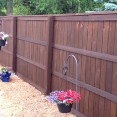 1000 images about paint colors on pinterest wood fences for Oil based fence paint