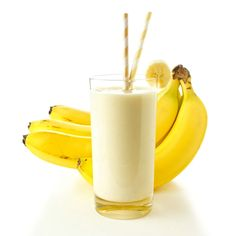 This banana smoothie with wheat germ health benefits is a great one to add to your diet plan. Easy to make and healthy-for-you ingredients makes it a winner. #AllSheCooks