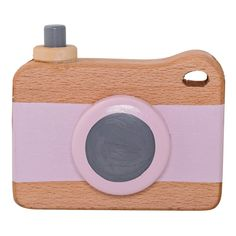 Wooden Camera Pink Bloomingville Kids Toys and Hobbies Teen ,