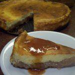 Sós karamellás sajttorta | Masnis Szuflé French Toast, Cheesecake, Pie, Breakfast, Food, Caramel, Cheesecake Cake, Pinkie Pie, Breakfast Cafe