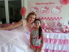 Hello Kitty Party for Bianca | CatchMyParty.com