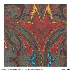 Gaia's Garden 166 SDL F1 Fabric