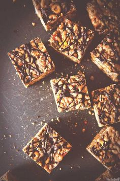 #Chocolate #dark #treats chocolate krispie peanut butter treats dark pass Dark Chocolate Peanut Butter Krispie Treats  Pass Dark Chocolate Peanut Butter Krispie Treats  Pass Peanut Butter Desserts, Chocolate Peanut Butter, Chocolate Chocolate, Just Desserts, Delicious Desserts, Yummy Food, Tasty, Sweet Recipes, Snack Recipes