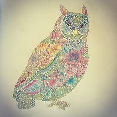Design By MillieMarotta Coloured Me Animalkingdom