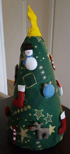 Kerstboom baby