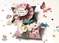 Chattering Robin's: Be you Be brave...cute and creative diy gift wrap #giftwrap #diy #party