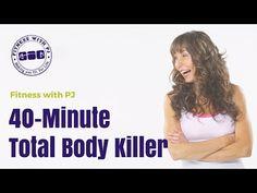 40 Minute Total Body Killer Workout (aka The Gladiator) - YouTube