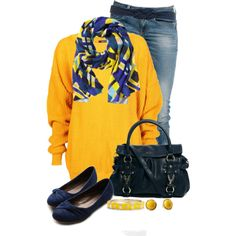 Oversized Sweater, created by immacherry on Polyvore