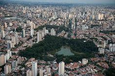 São Paulo (SP) - Parque da Aclimação Foto:Nelson ALMEIDA  http://italianobrasileiro.blogspot.com/