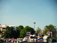 Protesters Bangkok 2013 Anti-Amnesty Bill