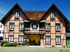 Casa em estilo alemã
