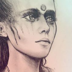 lexa heda drawing - Google Search