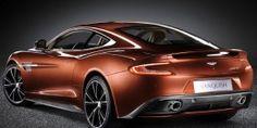 Aston Martin AM 310 Vanquish Leaked