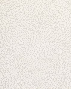 "Dahlia Wallpaper $88.00 Each unpasted roll measures 20.5 in. wide x 33 ft. long and covers 56 sq ft. Pattern repeat: 24"", drop match"
