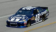 #48 Lowes Jimmy Johnson, Impala, Nascar, Lowes, Racing, Vehicles, Running, Auto Racing, Car