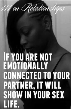 411 on Relationships