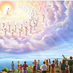 Image Jesus, Jesus Christ Images, Jesus Wallpaper, Jesus Pictures, Cool Pictures, Heaven Pictures, Jesus Artwork, Heaven Art, Jesus Second Coming