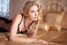 boudoir makeup by Jill Briggs