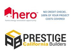 With the ongoing #drought issue in California, Prestige California Builders seeks to always help your #home improve in every way possible, even environmentally! Our partner, Hero, works with local #government associations to make #energy_efficient, #water_efficient and renewable energy products more affordable for the average homeowner. They #finance 100% of the cost with low, fixed rates with no previous #credit requirement! Contact us today!