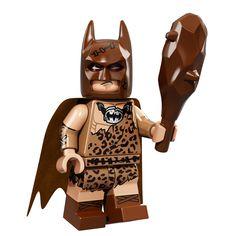 The LEGO Batman Movie: The Clan of the Cave Batman Minifigure