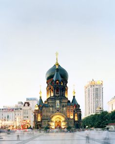 Catedral de Santa Sofía, Harbin (China)